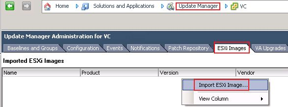 How to - Upgrade your ESXi Hosts from 5 0 to 5 1 using