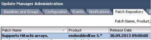 HDLM_VUM_Repository