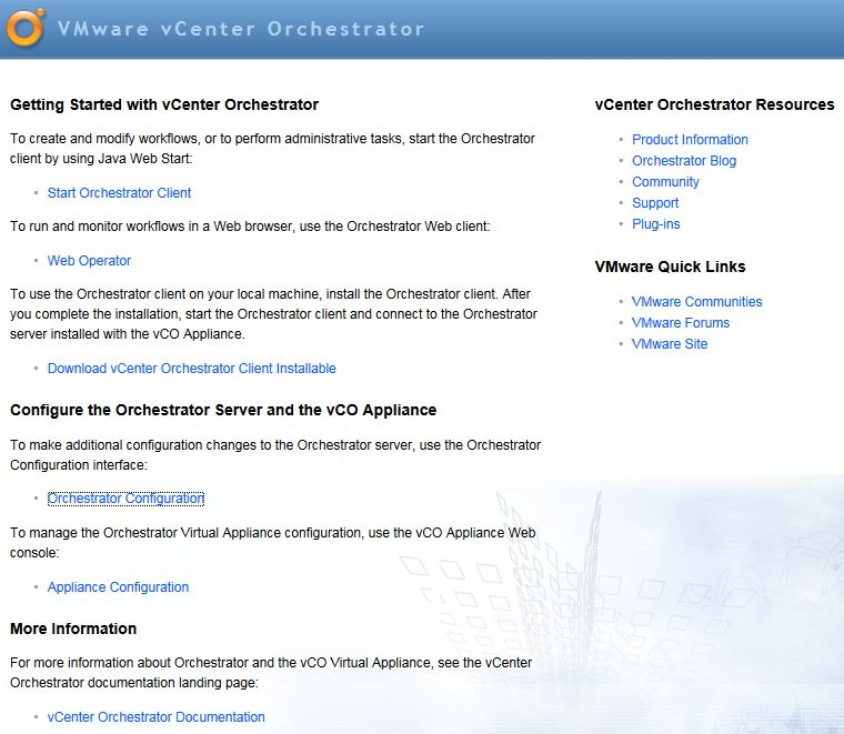 How to - start with VMware vCenter Orchestrator (vCO) - All about