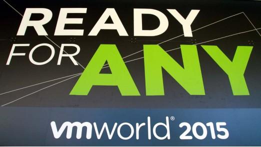 Any VMworld 2015