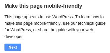 make mobile friendly