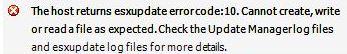 Error_host