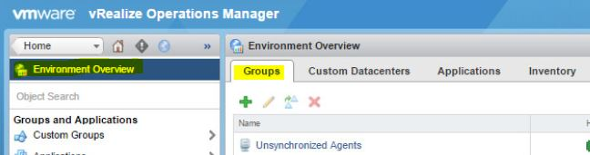 Tags and vRealize Operations Manager