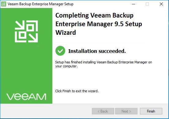 Installation Succeeded for Enterprise Manager Update 4