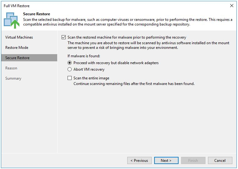 Veeam Backup & Replication 9 5 Update 4 - valuable secrets