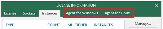 mix of U4 and old licenses Veeam
